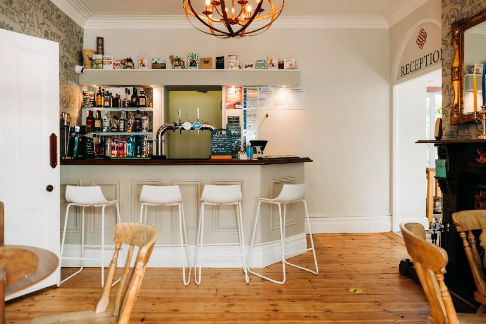 Bryn Berwyn Bar Area