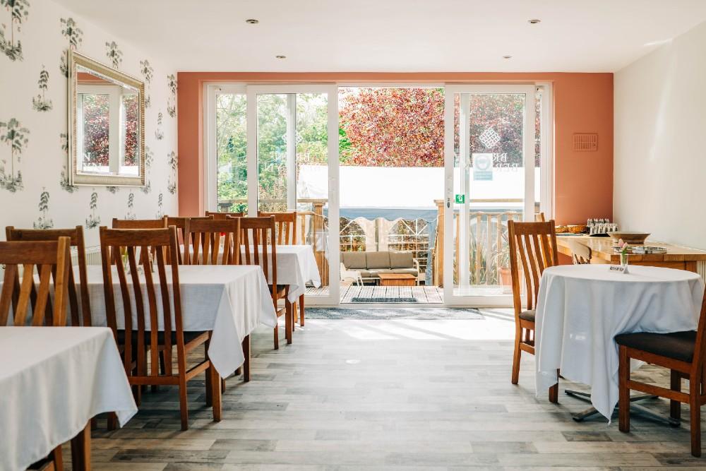 Bryn Berwyn Breakfast Room
