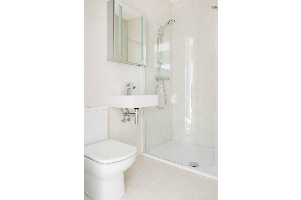 Bryn Berwyn Room 2 - Bathroom