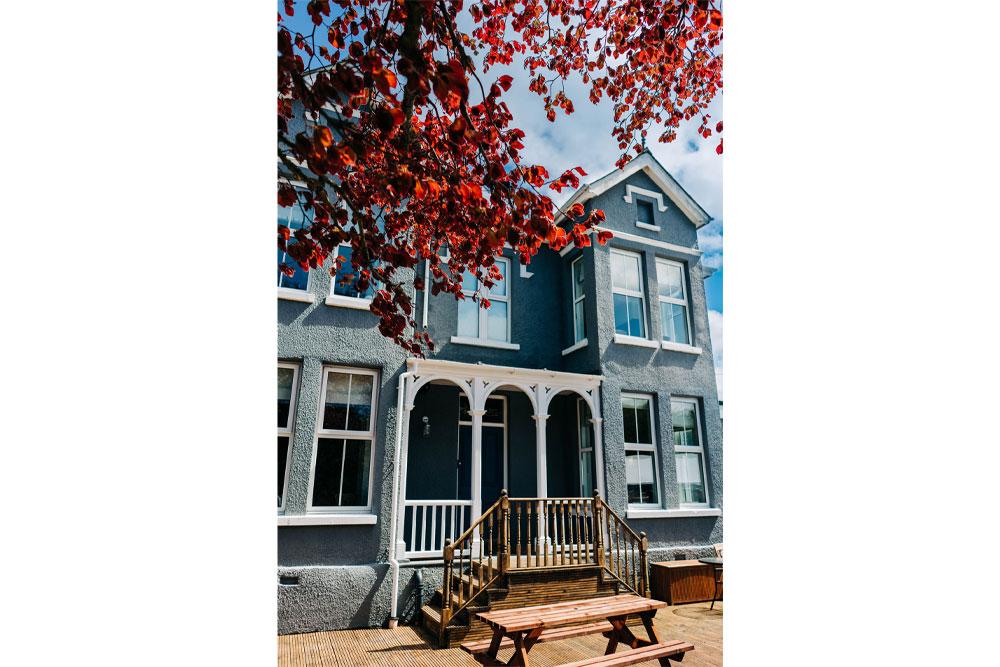 Bryn Berwyn Country House - boutique hotel Cardigan Bay