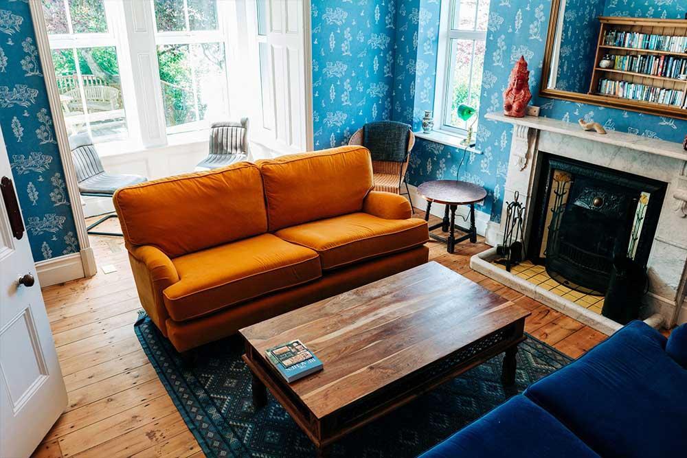 Bryn Berwyn Room lounge