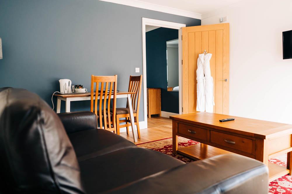 Bryn Berwyn Ground Floor Suite - living room 2