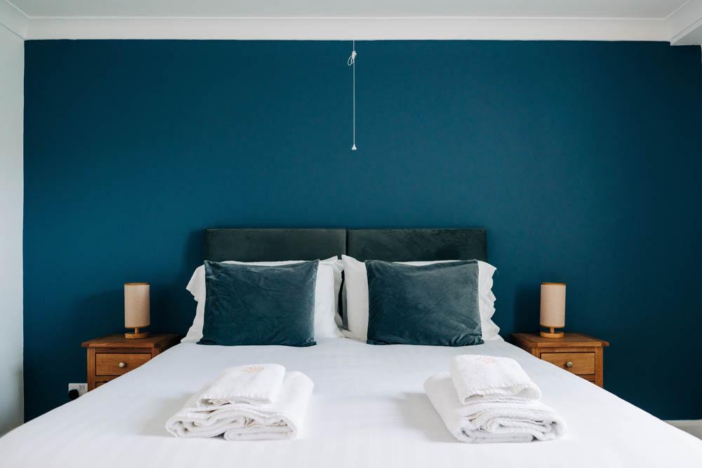 Bryn Berwyn Ground Floor Suite -  bed 2